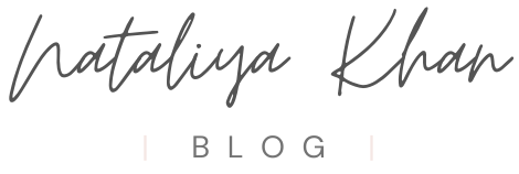 BLOG | Nataliya Khan