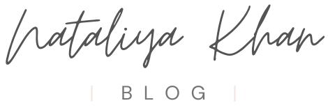BLOG | Nataliya Khan